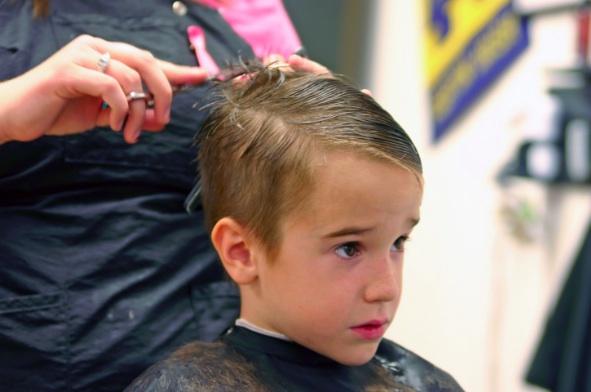 50% sur le forfait coiffure enfant - Deal Beauté et bien être ...